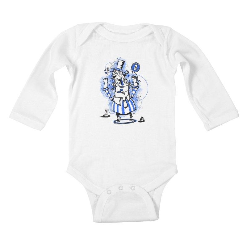 Beeer Kids Baby Longsleeve Bodysuit by manuvila