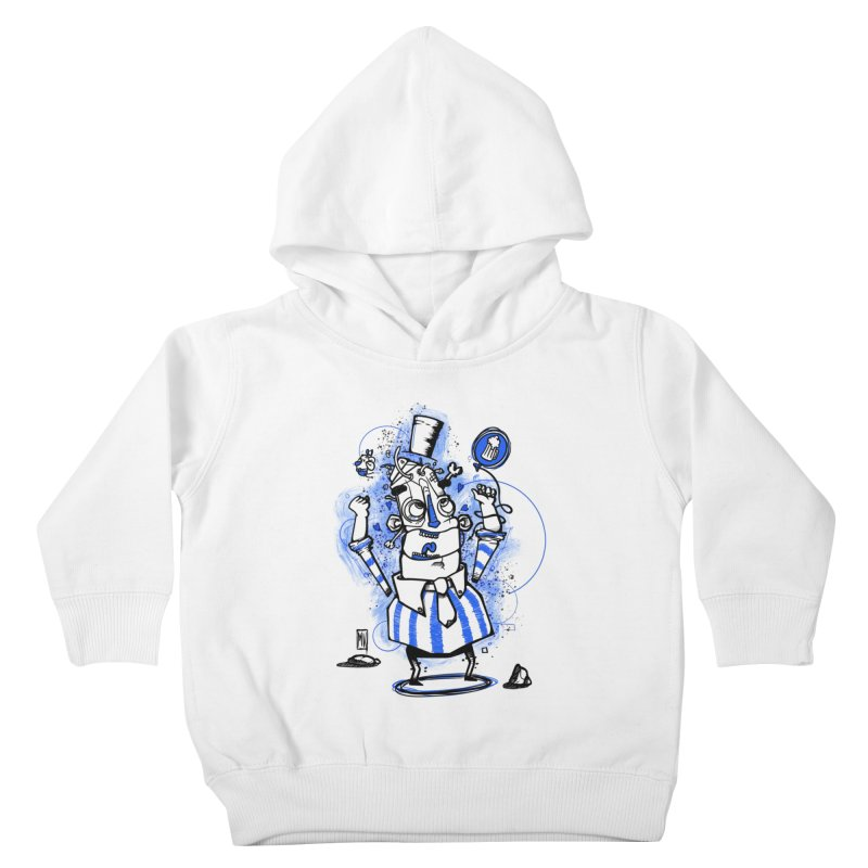 Beeer Kids Toddler Pullover Hoody by manuvila