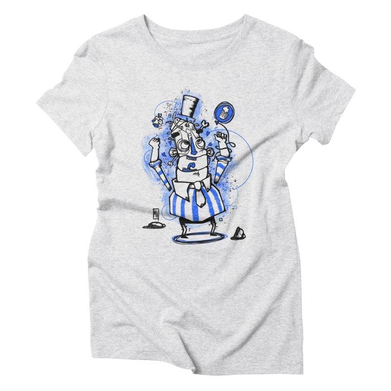 Beeer Women's T-Shirt by manuvila