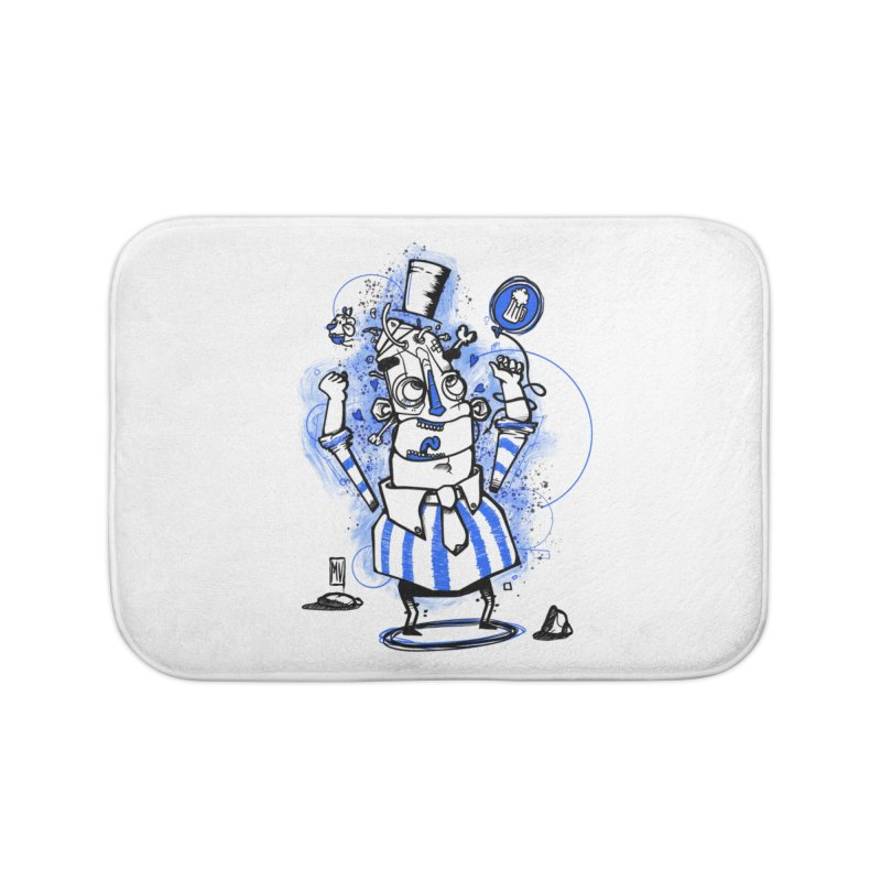 Beeer Home Bath Mat by manuvila