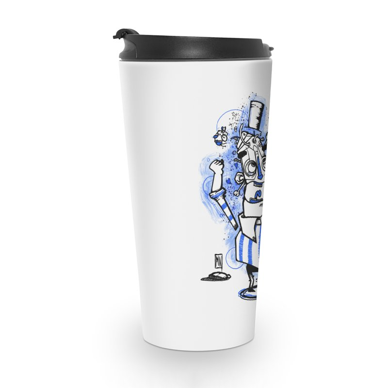 Beeer Accessories Travel Mug by manuvila