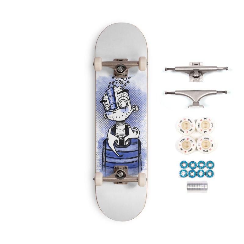 happy men Accessories Complete - Premium Skateboard by manuvila
