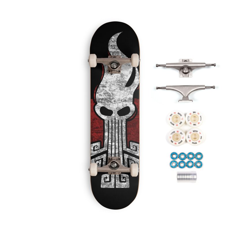 octopus w Accessories Complete - Premium Skateboard by manuvila