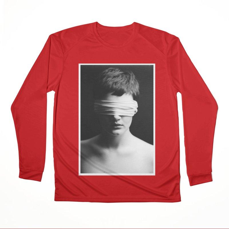Blindness Men's Longsleeve T-Shirt by manyeyescity's Artist Shop