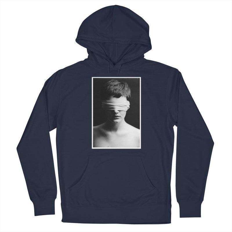 Blindness Men's Pullover Hoody by manyeyescity's Artist Shop