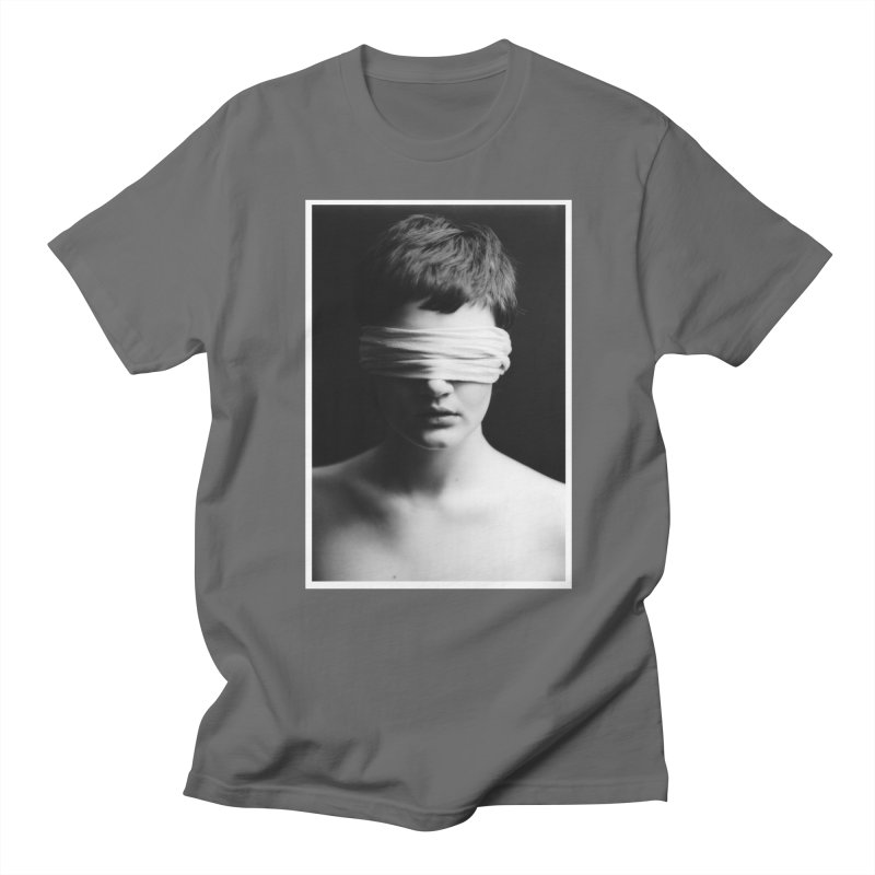 Blindness Men's T-Shirt by manyeyescity's Artist Shop