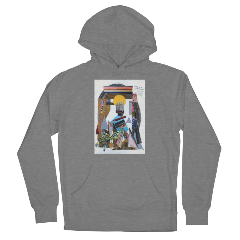 Death of a Hip Hop star Women's Pullover Hoody by manyeyescity's Artist Shop