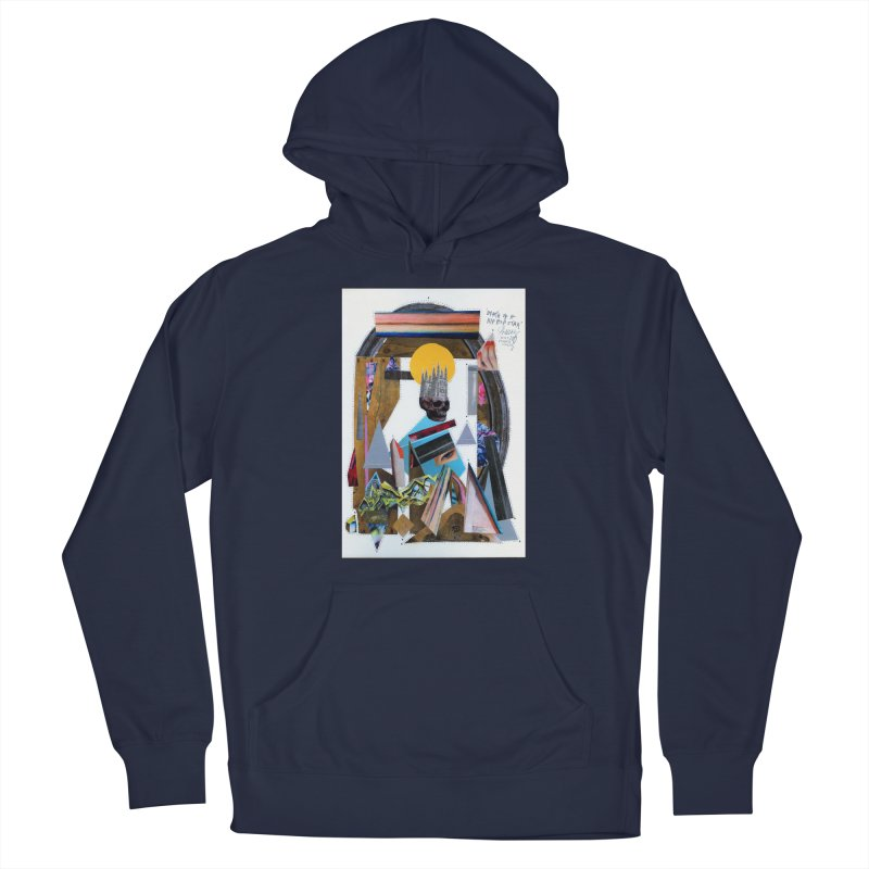 Death of a Hip Hop star Men's Pullover Hoody by manyeyescity's Artist Shop