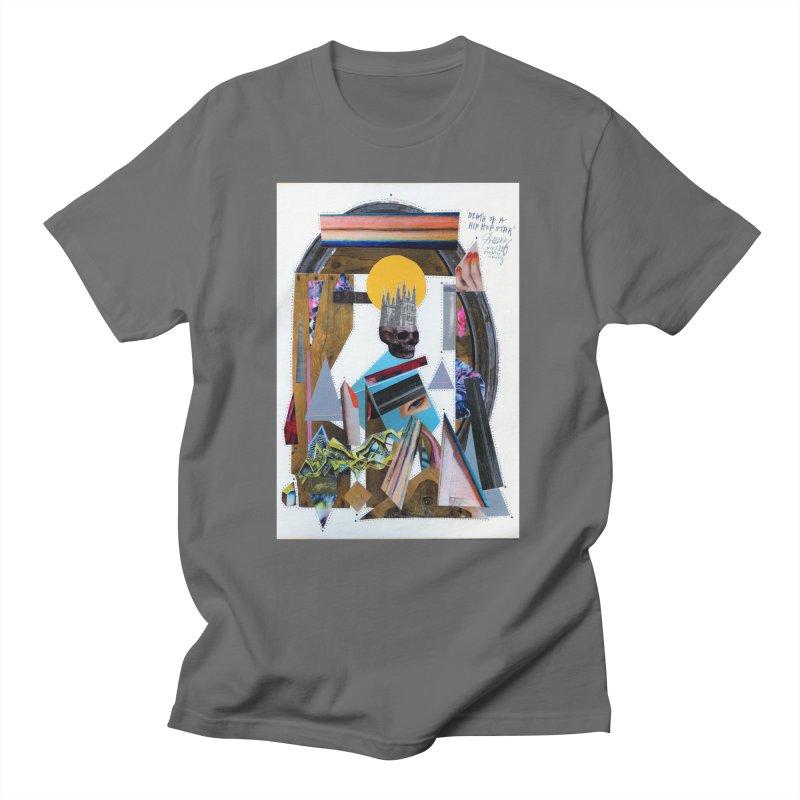 Death of a Hip Hop star Men's T-Shirt by manyeyescity's Artist Shop