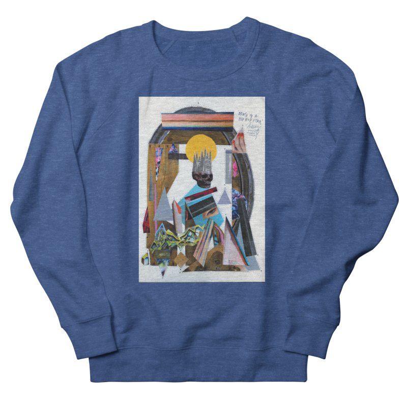 Death of a Hip Hop star Women's Sweatshirt by manyeyescity's Artist Shop