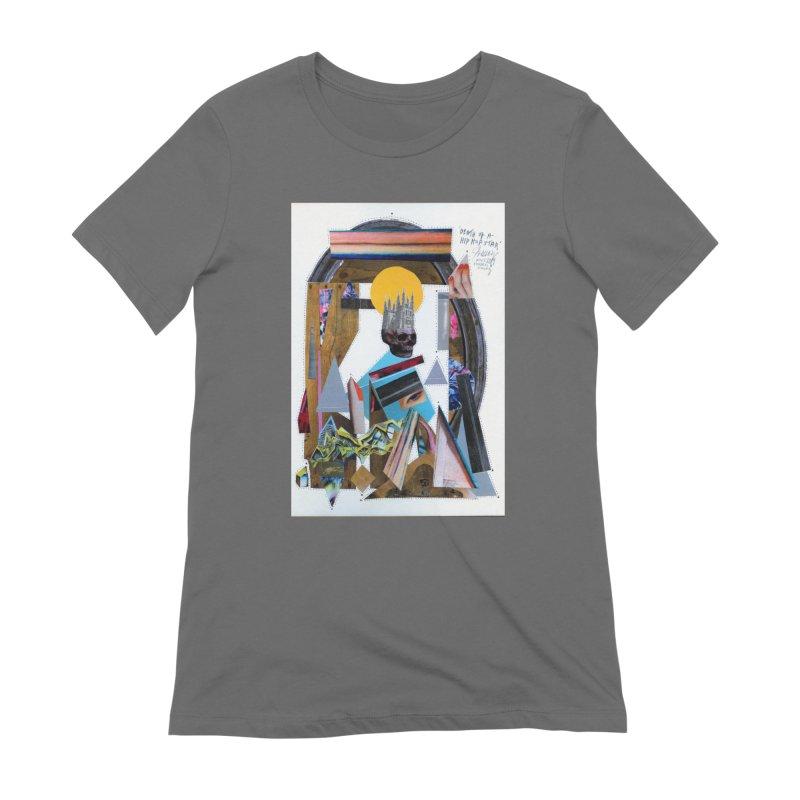 Death of a Hip Hop star Women's T-Shirt by manyeyescity's Artist Shop