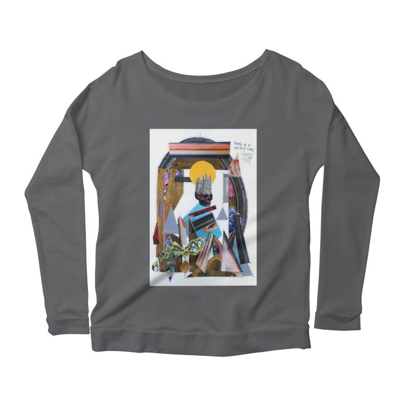 Death of a Hip Hop star Women's Longsleeve T-Shirt by manyeyescity's Artist Shop