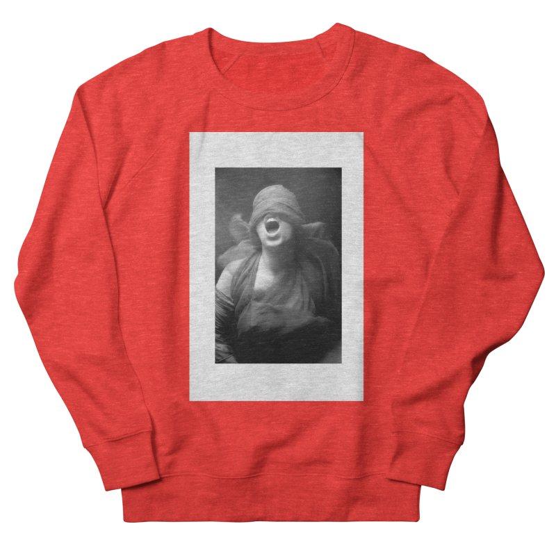 the shrieking Men's Sweatshirt by manyeyescity's Artist Shop