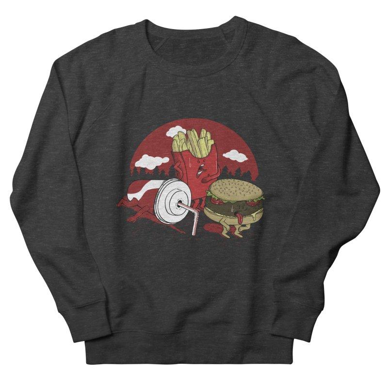 Not so fast food Women's Sweatshirt by maortoubian's Artist Shop