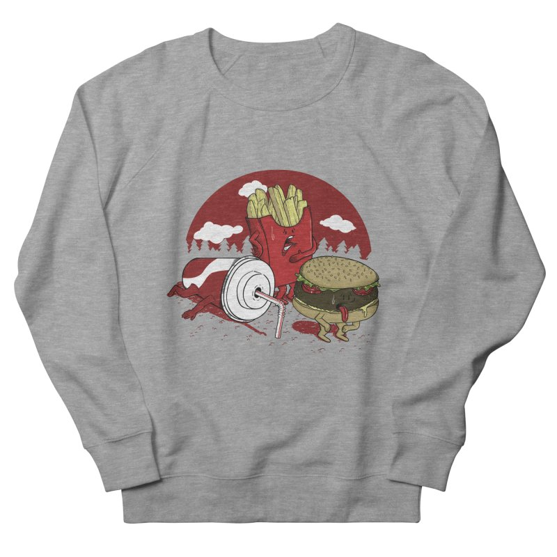 Not so fast food Women's Sweatshirt by maortoubian's Artist Shop