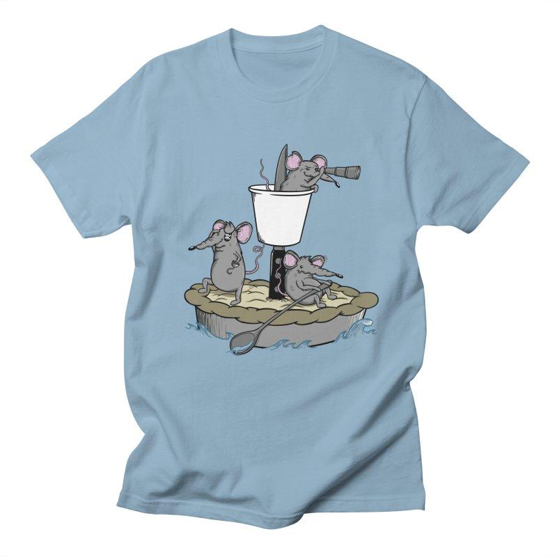 PieRats Men's T-shirt by maortoubian's Artist Shop