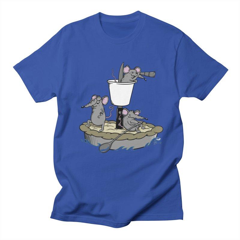 PieRats Women's Unisex T-Shirt by maortoubian's Artist Shop