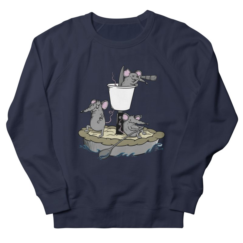 PieRats Men's Sweatshirt by maortoubian's Artist Shop