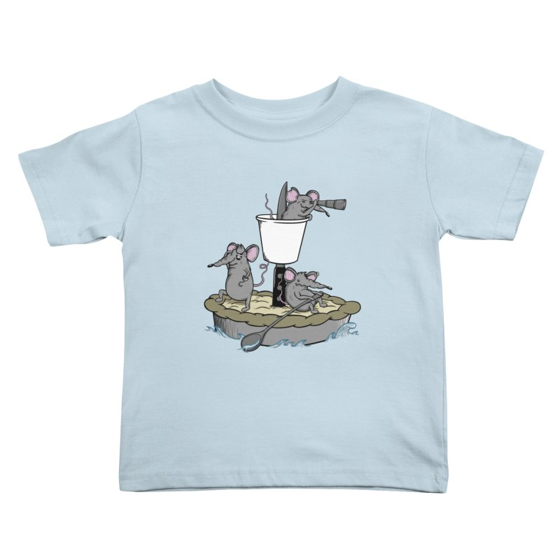 PieRats Kids Toddler T-Shirt by maortoubian's Artist Shop