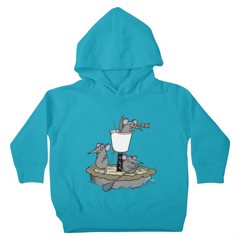 PieRats Kids Toddler Pullover Hoody by maortoubian's Artist Shop