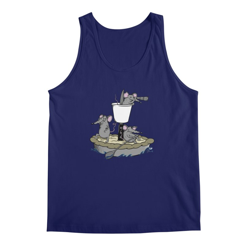 PieRats Men's Tank by maortoubian's Artist Shop