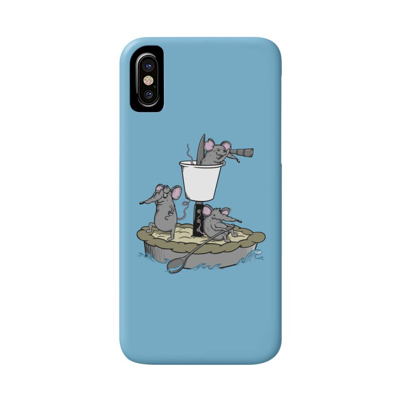 PieRats Accessories Phone Case by maortoubian's Artist Shop