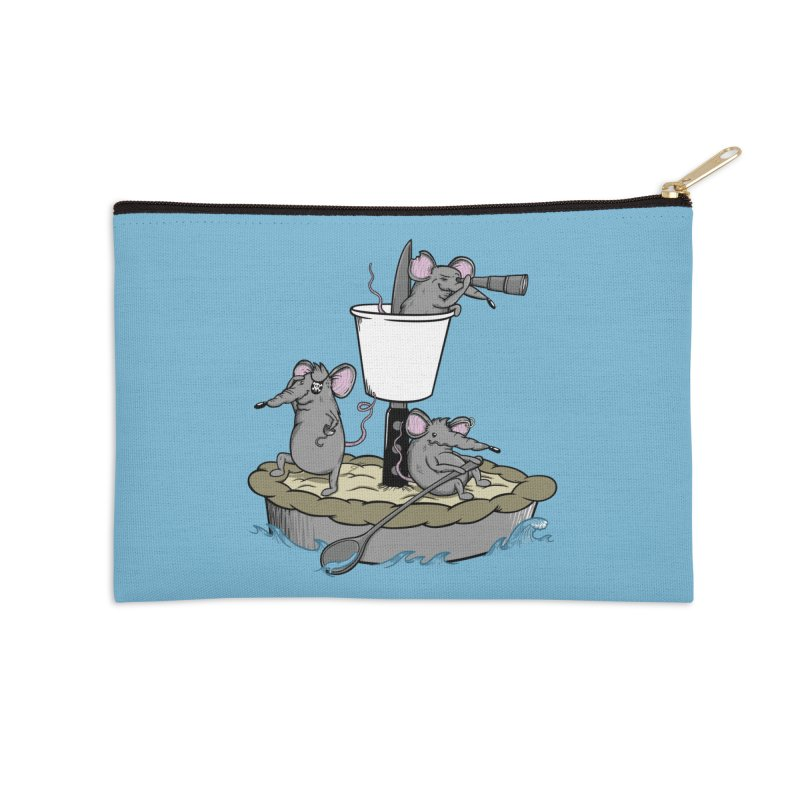 PieRats Accessories Zip Pouch by maortoubian's Artist Shop