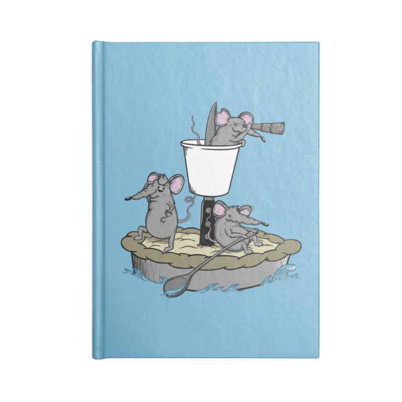 PieRats Accessories Notebook by maortoubian's Artist Shop