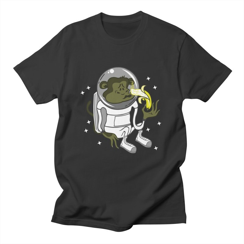 Cant eat banana in space :( Women's Unisex T-Shirt by maortoubian's Artist Shop