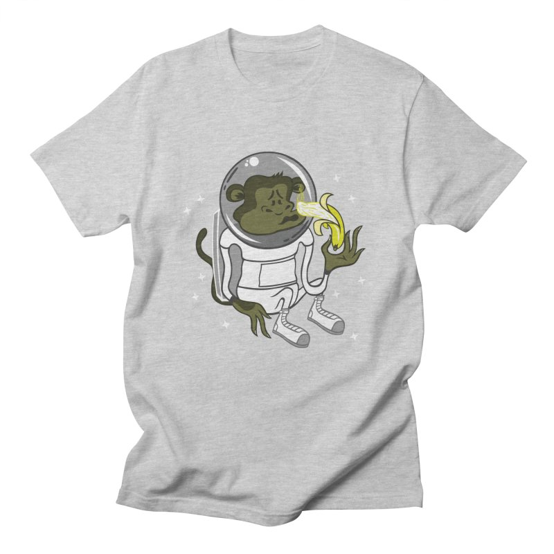 Cant eat banana in space :( Men's T-Shirt by maortoubian's Artist Shop