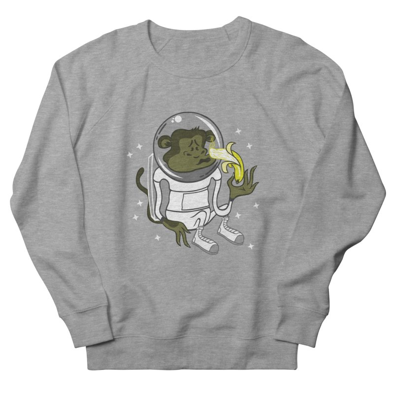 Cant eat banana in space :( Women's Sweatshirt by maortoubian's Artist Shop