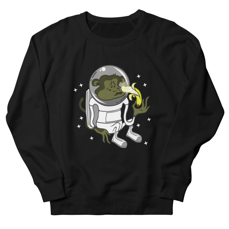 Cant eat banana in space :( Women's Sweatshirt by maortoubian's Artist Shop