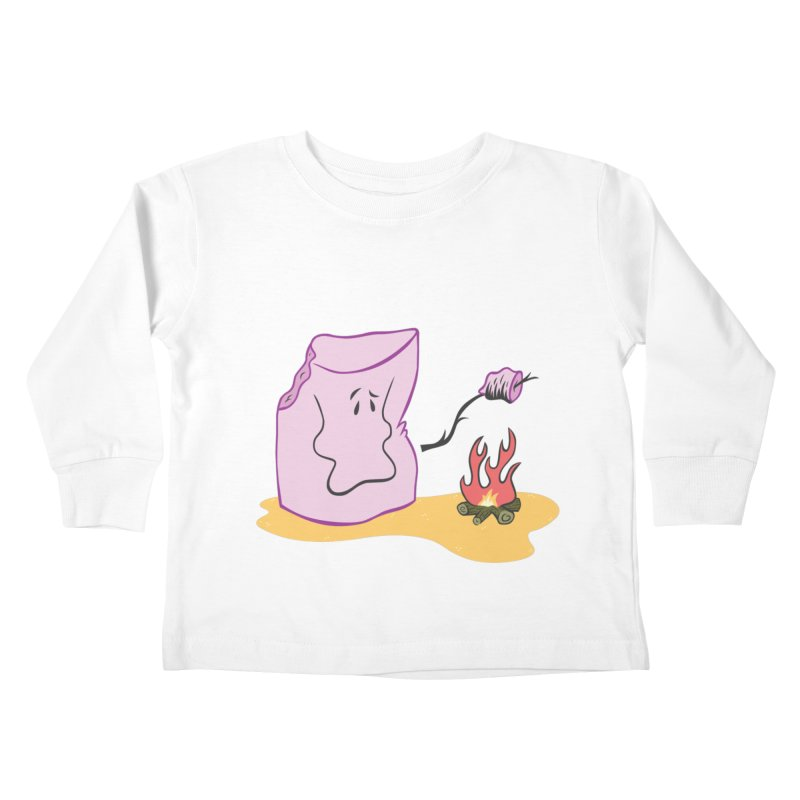 I am so tasty  Kids Toddler Longsleeve T-Shirt by maortoubian's Artist Shop
