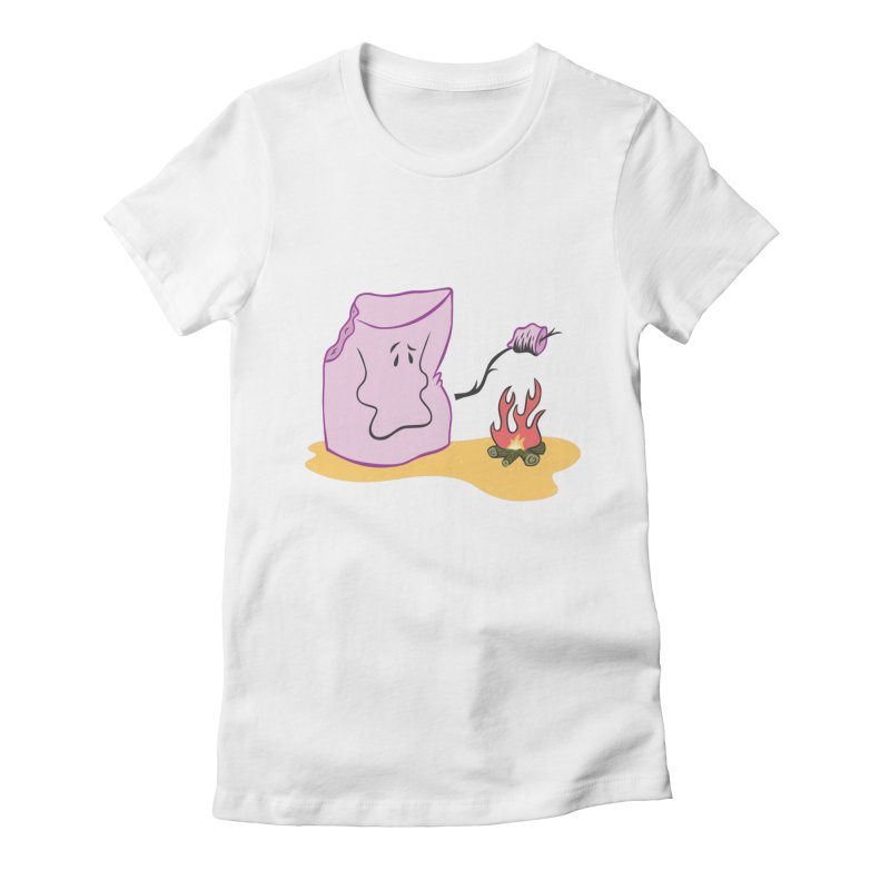 I am so tasty  Women's Fitted T-Shirt by maortoubian's Artist Shop