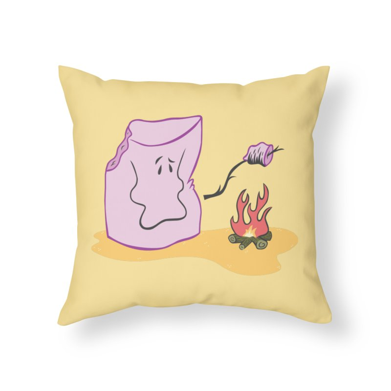I am so tasty  Home Throw Pillow by maortoubian's Artist Shop