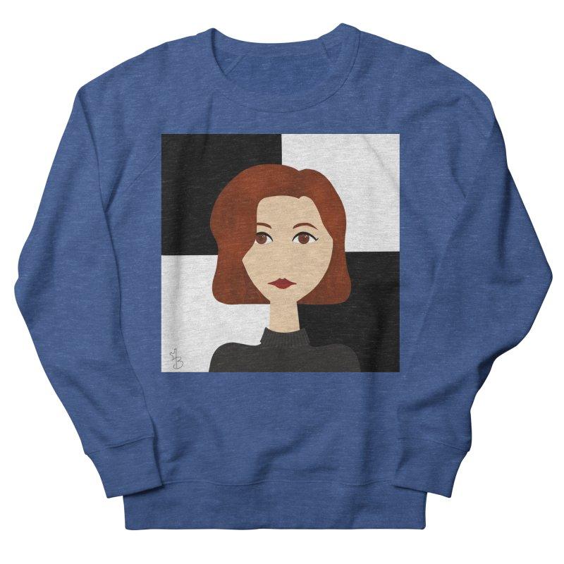 Beth Harmon Men's Sweatshirt by Maple Bee Creative