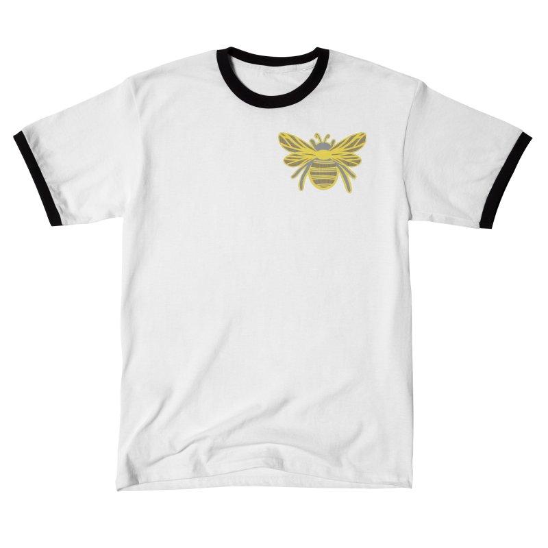 Bumblebee Men's T-Shirt by Maple Bee Creative