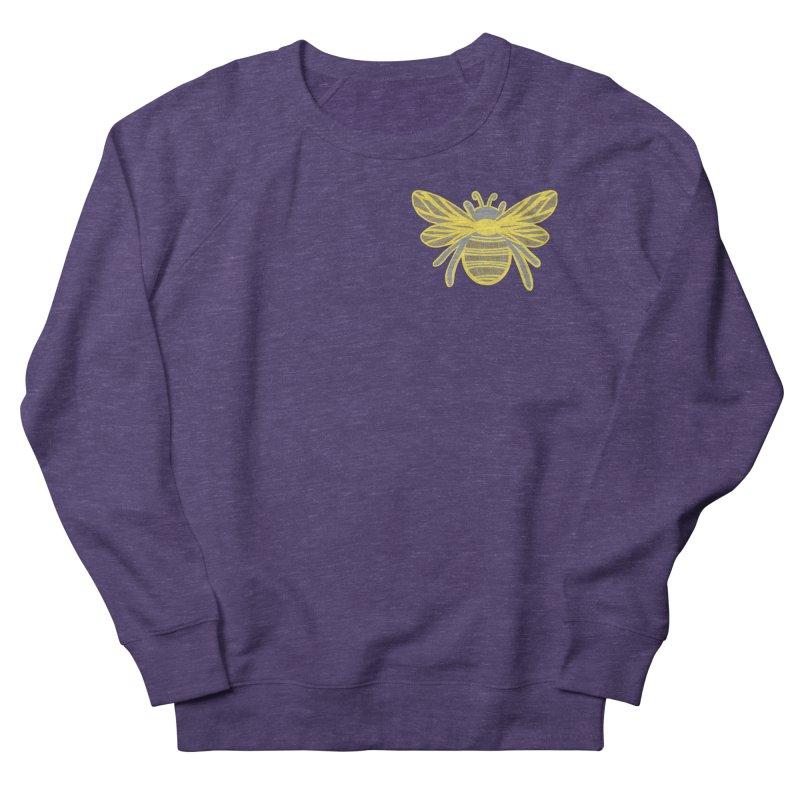 Bumblebee Men's Sweatshirt by Maple Bee Creative