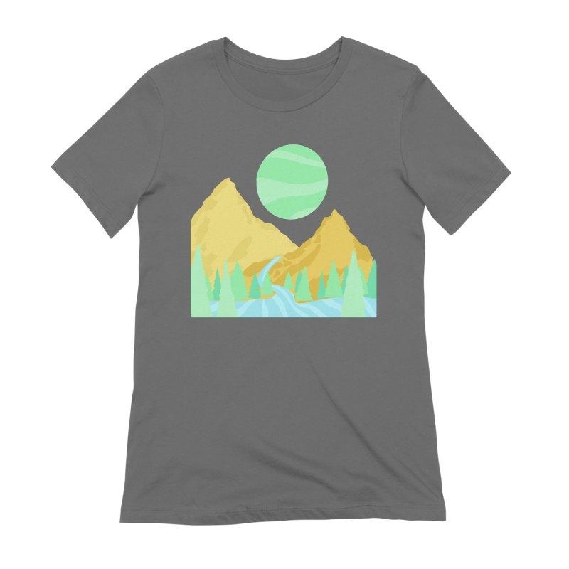 Awakening Women's T-Shirt by Maple Bee Creative