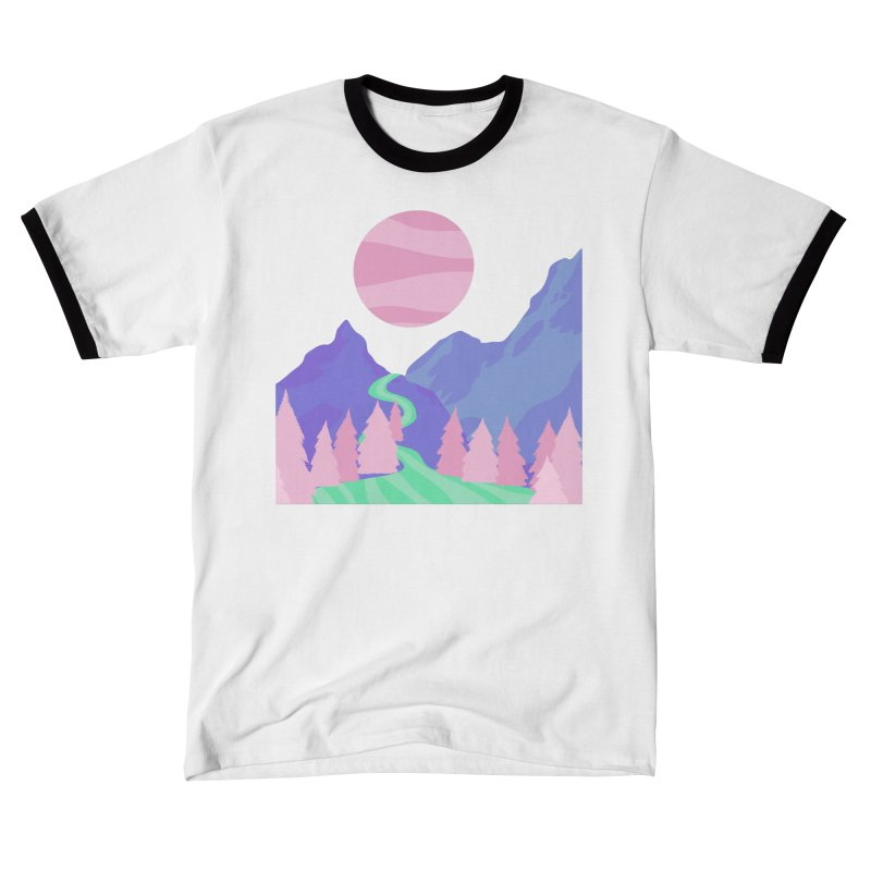 Blooming Men's T-Shirt by Maple Bee Creative