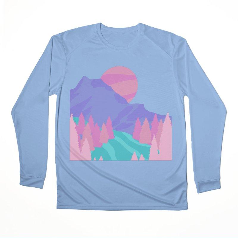 Budding Men's Longsleeve T-Shirt by Maple Bee Creative