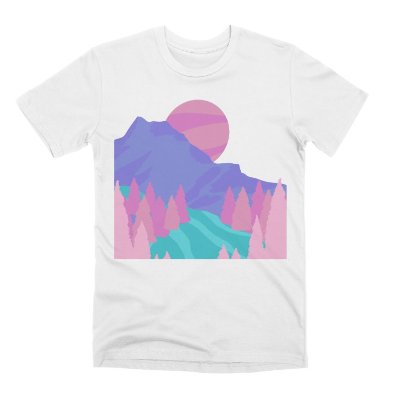 Budding Men's T-Shirt by Maple Bee Creative
