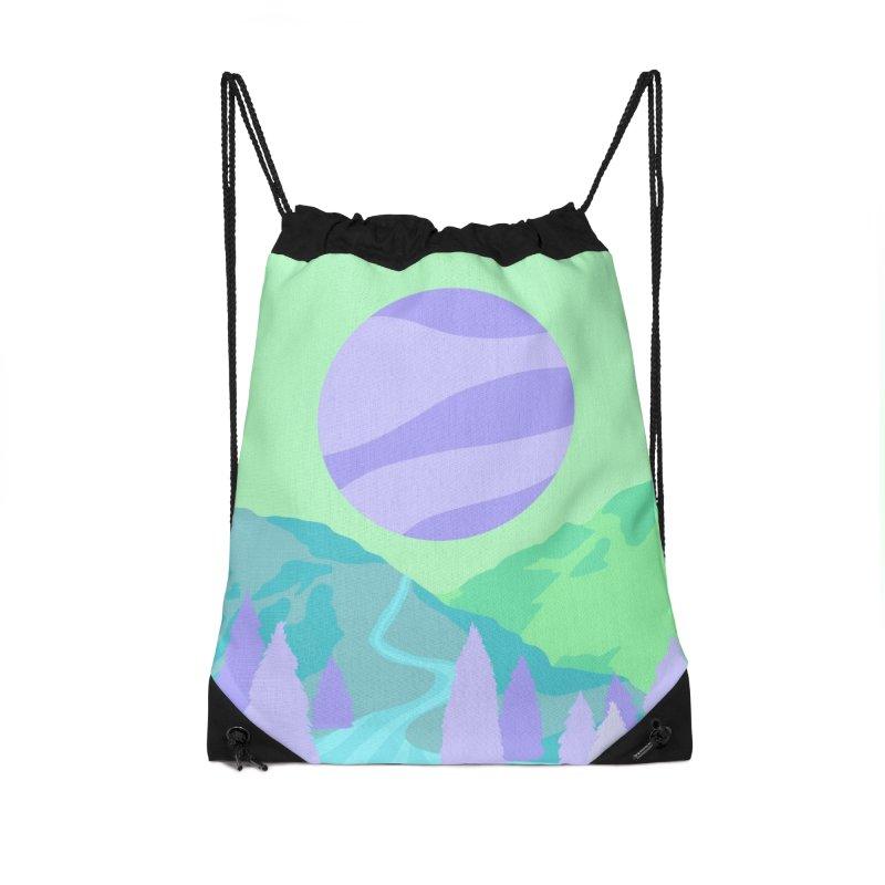 Flourishing Accessories Bag by Maple Bee Creative
