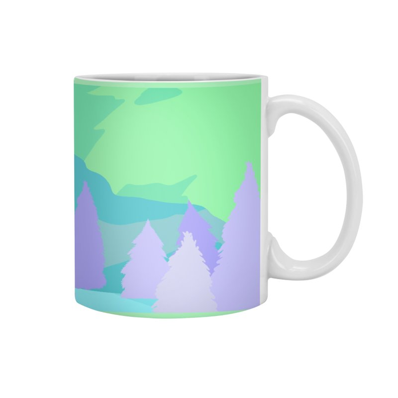 Flourishing Accessories Mug by Maple Bee Creative