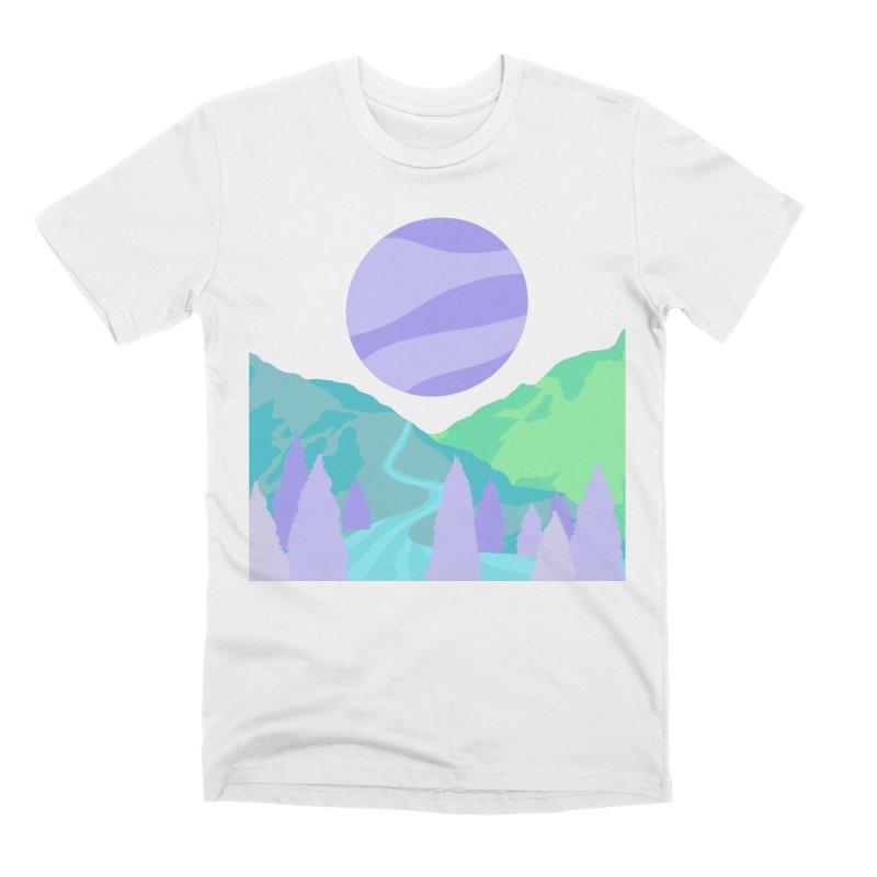 Flourishing Men's T-Shirt by Maple Bee Creative