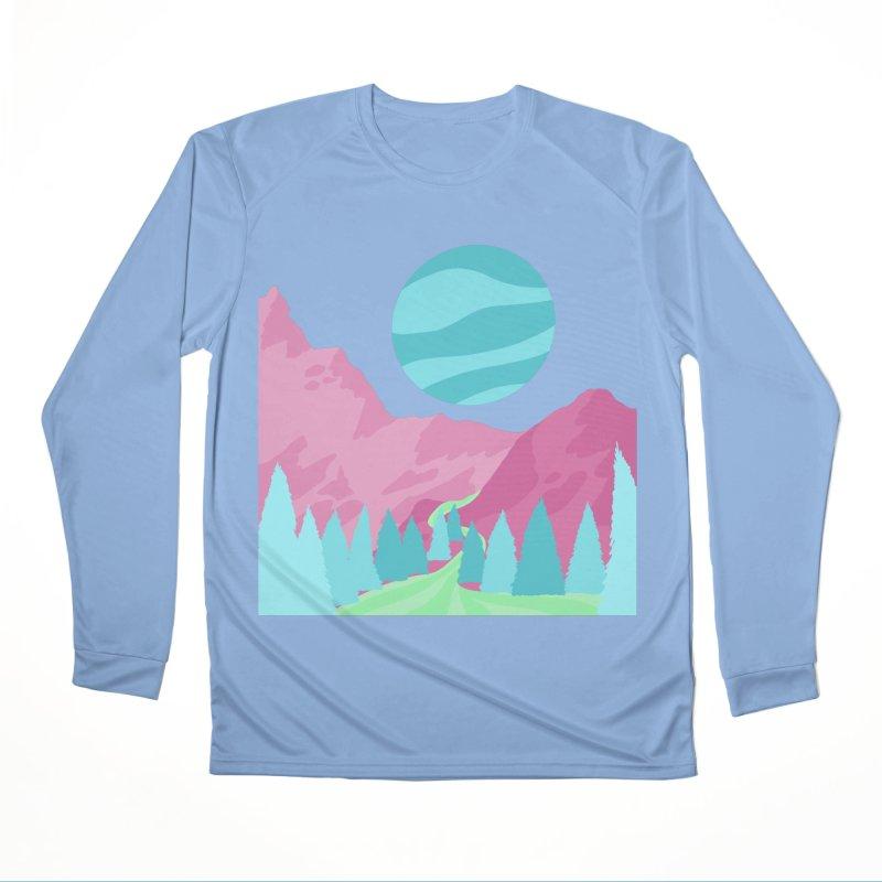 Growing Men's Longsleeve T-Shirt by Maple Bee Creative