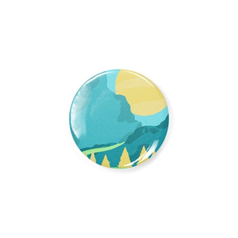 Thawing Accessories Button by Maple Bee Creative