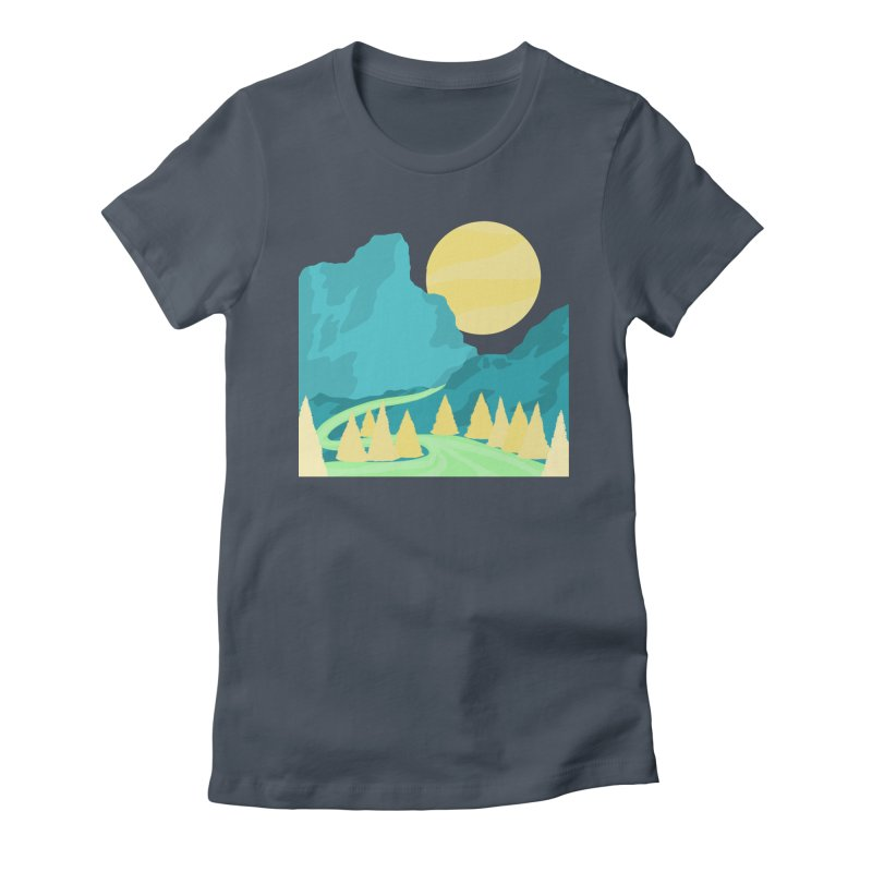 Thawing Women's T-Shirt by Maple Bee Creative
