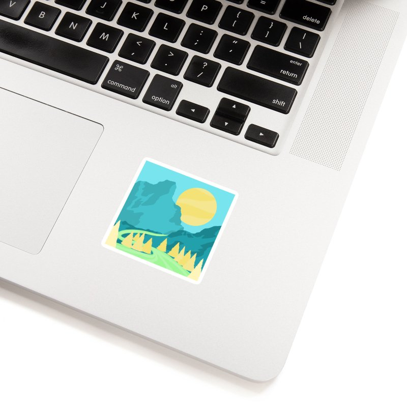 Thawing Accessories Sticker by Maple Bee Creative