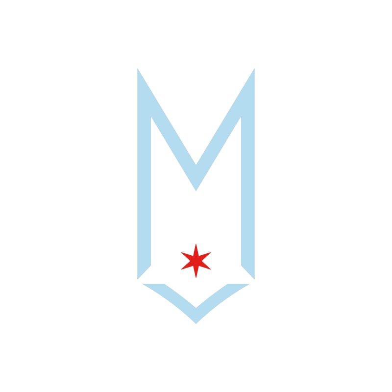 M - Chicago Logo Men's T-Shirt by Shop Maplewood Brewery & Distillery